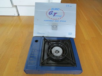 EURO GASTECHNOLOGY Portable Gas Stove.