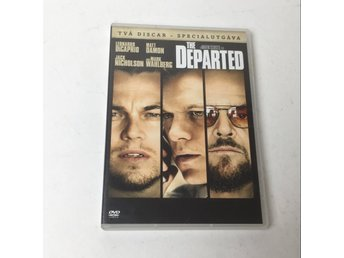DVD video, DVD-Film, The departed