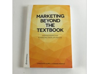 Studentlitteratur, Kurslitteratur, Marketing Beyond The Textbook