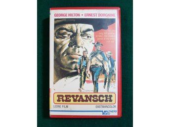 VHS: Revansch (A bullet for Sandoval, Los desesperados, 1969) (Walthers Video)