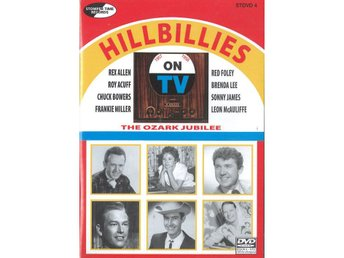 DVD Hillbillies The Ozark Jubilee On TV Show 1957-1958