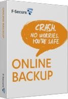 F-SECURE ONLINE BACKUP 2011 WIN/MAC SWE 1-USER CD