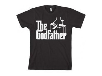 The Godfather T-shirt Logo L