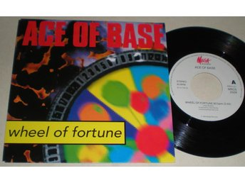 Ace Of Base 45/PS Wheels of fortune 1992 M-
