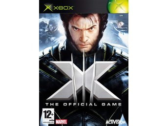 X-Men 3 - Official Game - Xbox - Varberg - X-Men 3 - Official Game - Xbox - Varberg