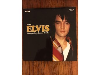 ELVIS PRESLEY - From Elvis at American Sound Studio (FTD, 2CD)
