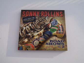 SONNY ROLLINS ROAD SHOWS Vol 2 - CD från samlare