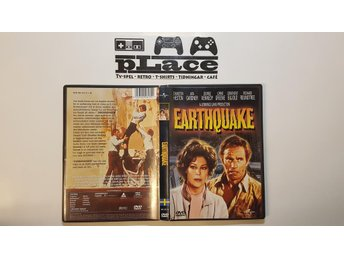 Earthquake / Jordbävningen DVD