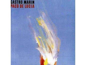 Paco de Lucia - Castro Marin (LP, vinyl) - Sundsvall - Paco de Lucia - Castro Marin (LP, vinyl) - Sundsvall