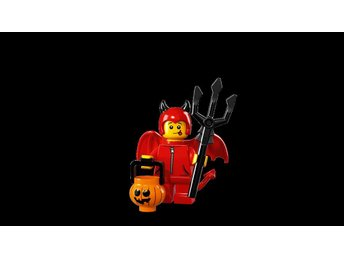 Lego Collectible Minifigures Serie 16 - CUTE LITTLE DEVIL - NY (CMF 71013) - Uppsala - Lego Collectible Minifigures Serie 16 - CUTE LITTLE DEVIL - NY (CMF 71013) - Uppsala
