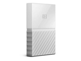 WD My Passport 1TB - Vit