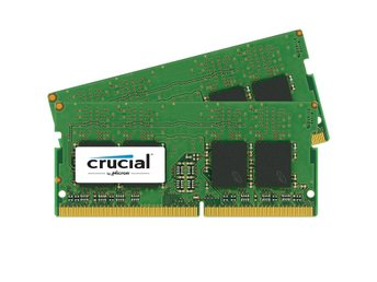 Crucial 16GB Kit (2 x 8GB) DDR4-2133 SODIMM