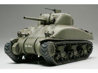 Tamiya 1/48 US M4A1 Sherman - Lund - Tamiya 1/48 US M4A1 Sherman - Lund