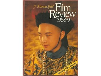 F. Maurice Speed: Film review 1988-9