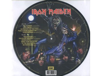 Bild LP Iron Maiden - No Prayer For The Dying (Made in UK)