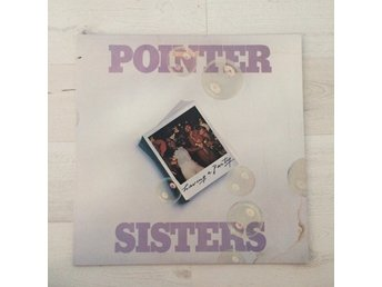 POINTER SISTERS - HAVING A PARTY. (MVG LP)