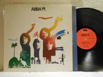 ABBA - THE ALBUM - POLYDOR - AUSTRIA PRESS