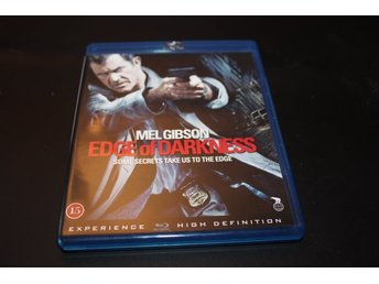 Blu-ray: Edge of Darkness - (Mel Gibson)