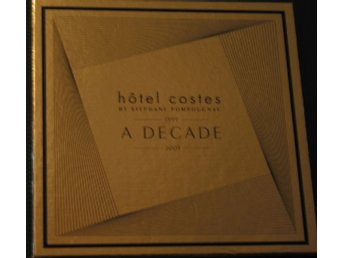 Stéphane Pompougnac - Hôtel Costes -- A Decade -- 1999 - 2009 -- 2 CD