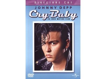DVD - Cry-Baby (Johnny Depp) (Director's Cut) (Beg)