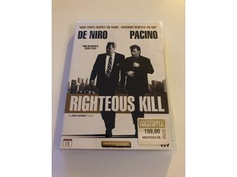 Righteous kill - Sv. Text