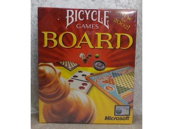 BICYCLE GAMES BOARD - spel till PC