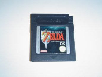 Zelda Links Awakening DX Nintendo Gameboy Game Boy Color