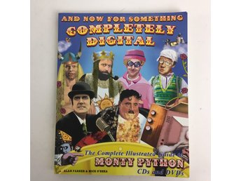Bok, The Complete Illustrated Guide to Monty Python