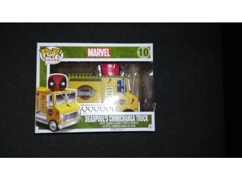 Pop! Deadpool: Deadpool's Chimichangas Truck