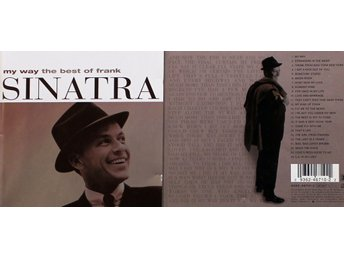 Frank Sinatra, My way, The best of (CD)