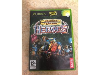 Dungeons and Dragons Heroes (Xbox)