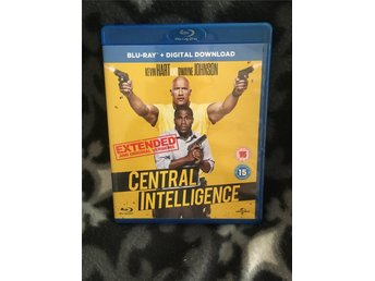 Central Intelligence - Blu-Ray - Import