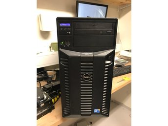 Dell Poweredge T410 , 2x300GB SAS disk, Raid, 12 Gb ram, QuadCore