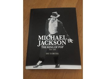 Michael Jackson The king of pop Unikt bild