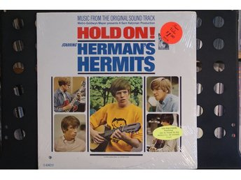 Herman´s Hermits – Hold On! - LP (SEALED)