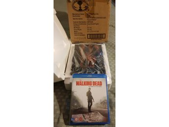 "The Walking Dead, season 5, Limited Edition-box,collectors ""Asphalt walker""case."