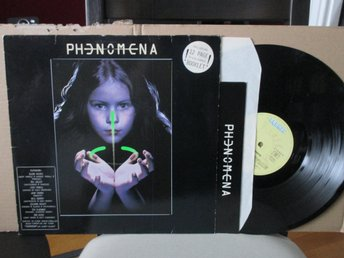 Phenomena - St 1985 (HR/Eng/12p.Booklet/G.Hughes/C.Powell/M.Galley)