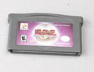Yu-Gi-Oh! The Eternal Duelist Soul - Saknar Etikett - Gameboy Advance