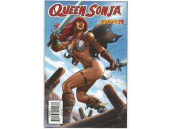 Queen Sonja # 14 Cover A NM Ny Import REA!