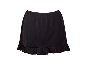 Ursnygg svart Bad kjol med inner trosa stl. 40 - Skebobruk - Ursnygg svart Bad kjol med inner trosa stl. 40 - Skebobruk