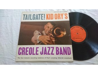 Tailgate! Kid Ory's Creole Jazz Band