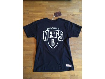 Brooklyn Nets NBA T-Shirt Mitchell & Ness M&N Small