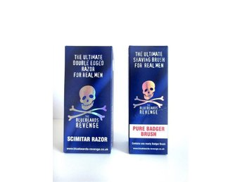 GROOMING / The Bluebeards Revenge Hipster Shaving Kit