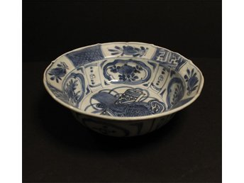 Ming Skål Kina China 1368-1644
