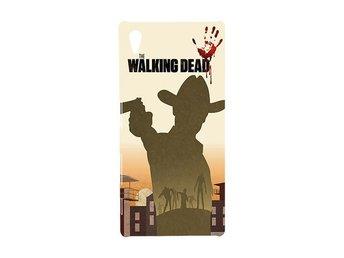 The Walking Dead Sony Xperia Z5 skal / mobilskal, The Walking Dead present - Karlskrona - The Walking Dead Sony Xperia Z5 skal / mobilskal, The Walking Dead present - Karlskrona