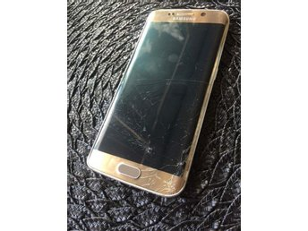 Samsung galaxy s6 edge gold