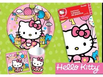 Hello Kitty kalaspaket. Barnkalas, läs beskrivning! - Växjö - Hello Kitty kalaspaket. Barnkalas, läs beskrivning! - Växjö