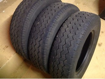 3 st Michelin 215/75 R 16 C. Camping.