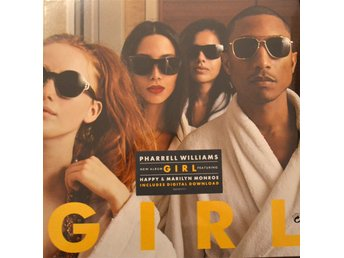 Pharrell - GIRL NY LP
