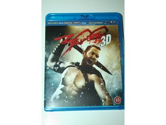 300: Rise of an Empire (Blu-ray 3D + Blu-ray)